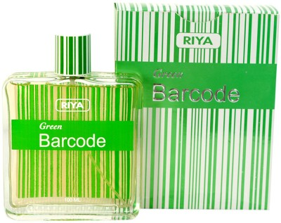 Riya Barcode Green Apparel Perfume EDP  -  100 ml