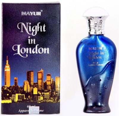 Mayur Night in London Eau de Parfum  -  60 ml