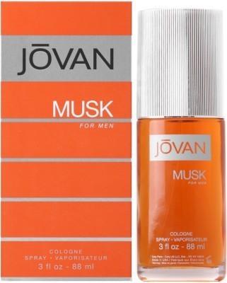 Jovan Musk EDC  -  88 ml(For Men)