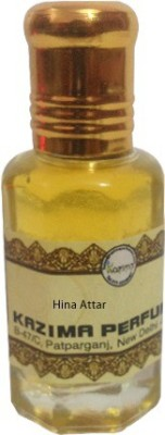 Kazima Attar Hina Attar Non Alcoholic Eau de Parfum  -  10 ml