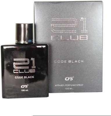 CFS BLCF_CLUB_BLAC Eau de Parfum  -  100 ml