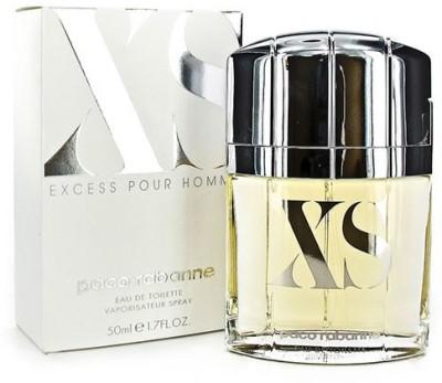 Paco Rabanne Xs Excess Pour Homme Eau de Toilette  -  50 ml
