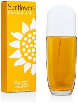 Elizabeth Arden Sunflowers Eau De Toilette Spray Eau de Toilette  -  50 ml