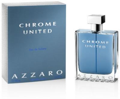 Azzaro Chrome United EDT  -  100 ml