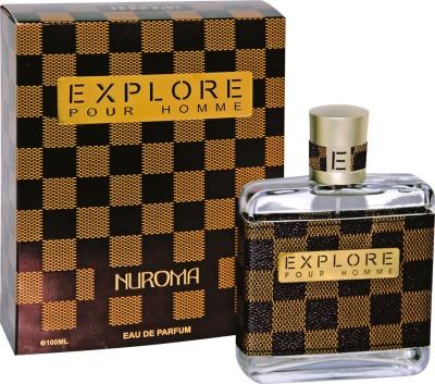 Nuroma Explore Leather Brown Eau de Parfum  -  100 ml