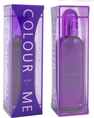 Colour Me Purple Eau de Toilette  -  100 ml