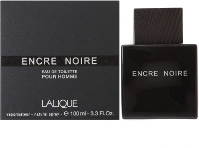 Lalique Encre Noire EDT  -  100 ml(For Men)