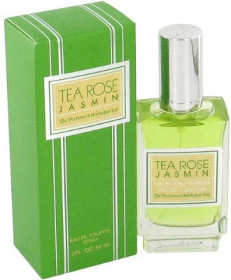 Perfumery Workshop Tea Rose Jasmin Edt Spray 120 Ml Eau de Toilette  -  120 ml