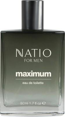 Natio For Men Maximum EDT  -  50 ml