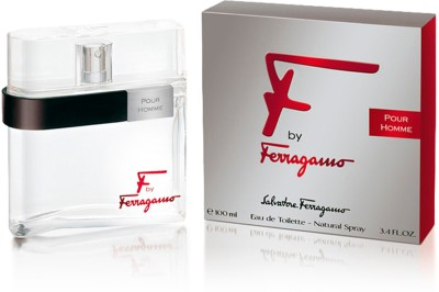 Salvatore Ferragamo F EDT  -  100 ml