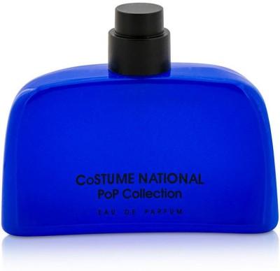 Costume National Pop Collection Eau De Parfum Spray - Blue Bottle (Unboxed) Eau de Parfum  -  50 ml