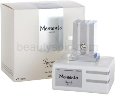 Parisvally Memento Homme Eau de Parfum  -  100 ml