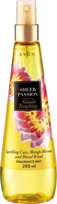 Avon Sheer Passion Tempting EDP  -  200 ml