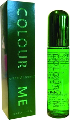 Colour Me Green EDT  -  50 ml