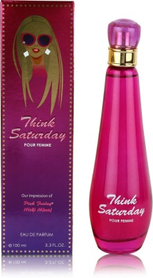 Double Agent Think Saturday Eau de Parfum  -  100 ml