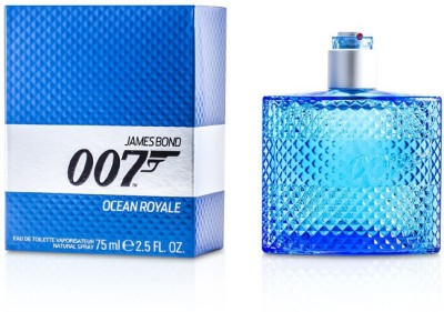 James Bond 007 Ocean Royale Eau De Toilette Spray Eau de Toilette  -  75 ml