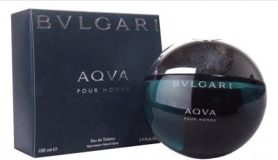 Bvlgari Aqva EDT  -  100 ml