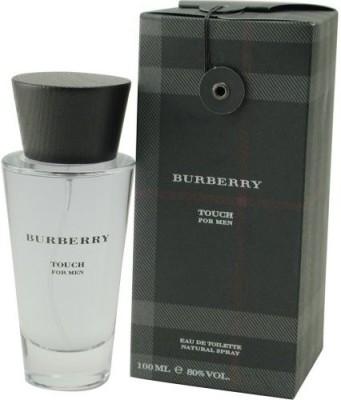 Burberry Touch for Men Eau de Toilette - 100 ml(For Men)