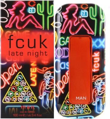 FCUK Late Night EDT  -  100 ml