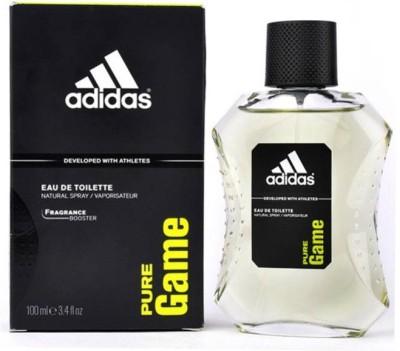 Adidas Combo Of Pure Game And Sugadhvatika Cool Blue Eau de Toilette - 100 ml(For Men)