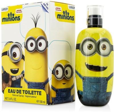 Air Val International Minions Eau De Toilette Spray Eau de Toilette  -  100 ml