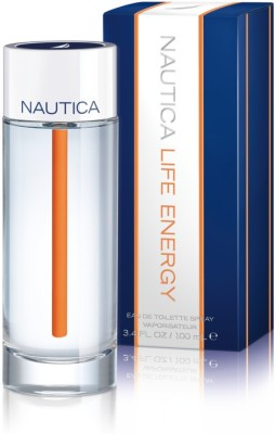 Nautica Life Energy Eau de Toilette - 100 ml(For Men)