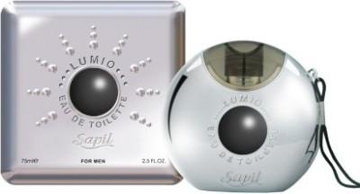 Sapil Lumio Men Perfume Eau de Toilette  -  75 ml