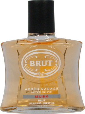 Brut Musk Aftershave  -  100 ml