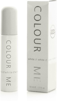 Milton Llyod Colour Me White Eau De Toilette Made In England For Men EDT  -  50 ml