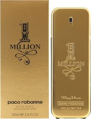 Paco Rabanne 1 Million - Set of 2 (2 x 100 ml) EDT  -  200 ml