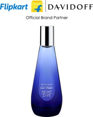 Davidoff COOL WATER NIGHT DIVE WOMAN Eau de Toilette  -  80 ml
