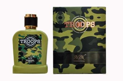 AGN Troops Eau de Parfum  -  100 ml