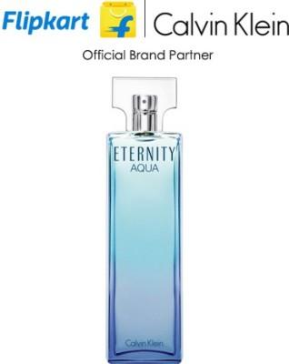Calvin Klein Eternity Aqua Women Eau de Parfum  -  100 ml