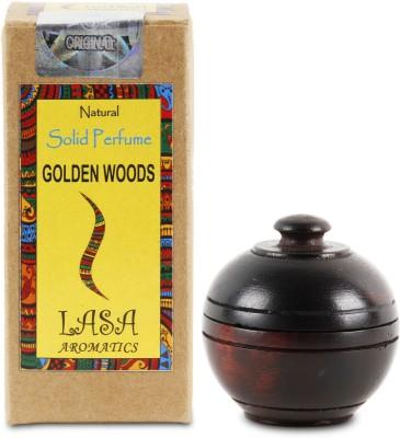 Lasa Aromatics golden woods Eau de Parfum  -  6 g