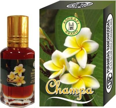Purandas Ranchhoddas PRS Champa Attar EDP  -  10 ml