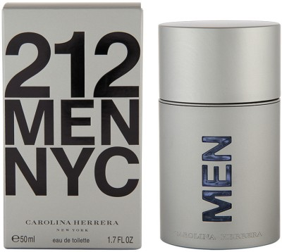 Carolina Herrera 212 EDT  -  50 ml(For Men)
