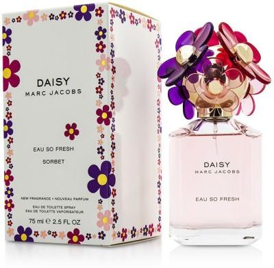 Marc Jacobs Daisy Eau So Fresh Sorbet Eau De Toilette Spray Eau de Toilette  -  75 ml