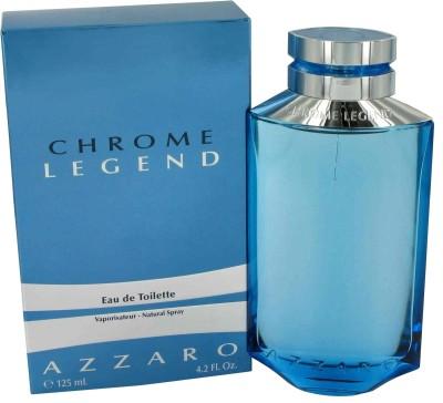 Azzaro Chrome Legend EDT  -  125 ml