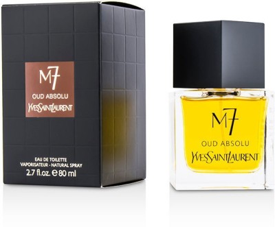 Yves Saint Laurent La Collection M7 Oud Absolu Eau De Toilette Spray Eau de Toilette  -  80 ml