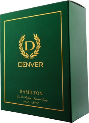Denver Perfume Hamilton 100 Ml Eau de Parfum - 100 ml