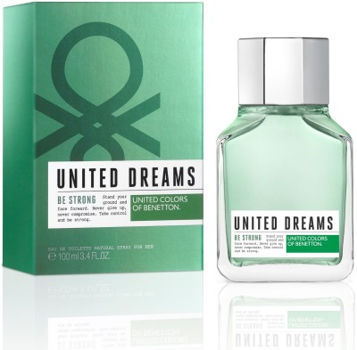 benetton United Dreams Be Strong Eau de Toilette  -  100 ml