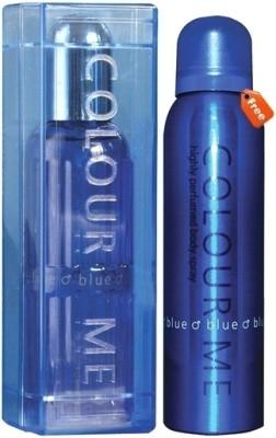 Colour Me Colour Me Blue EDT  -  100 ml
