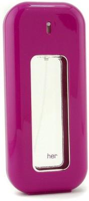 French Connection UK Fcuk 3 Her Eau De Toilette Spray Eau de Toilette  -  100 ml