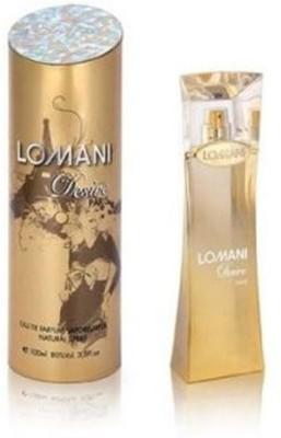 Lomani Desire Paris Eau de Parfum  -  100 ml