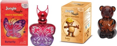 Jungle Magic Butterfly Red Naughty Bear Eau de Toilette  -  120 ml