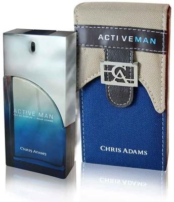 Chris Adams Active EDP  -  100 ml