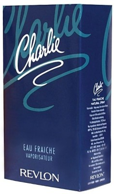 Revlon Charlie Eau Fraiche Vaporisateur - 100 ml