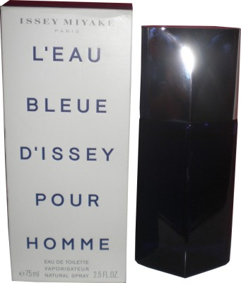 Issey Miyake L,Eau Bleue D,Issey Pour Homme EDT  -  75 ml