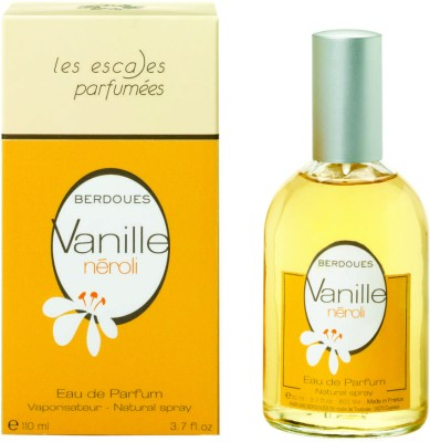 Les Escales Parfumees Vanille Neroli EDP  -  100 ml(For Girls, Women)