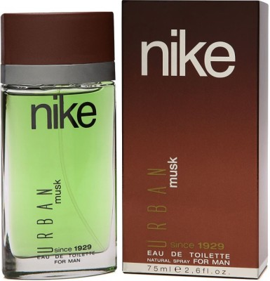 Nike Urban Musk EDT Eau de Toilette  -  75 ml